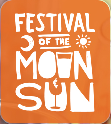 Festival of the Moon and Sun have found a great way to embrace the nature of temporary bliss. Come have a taste.
