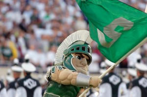 Go Green! Go White!