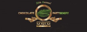 Chocolate party logo