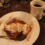 Soup Spoon bread pudding (GrimeGlitzGlam photo)