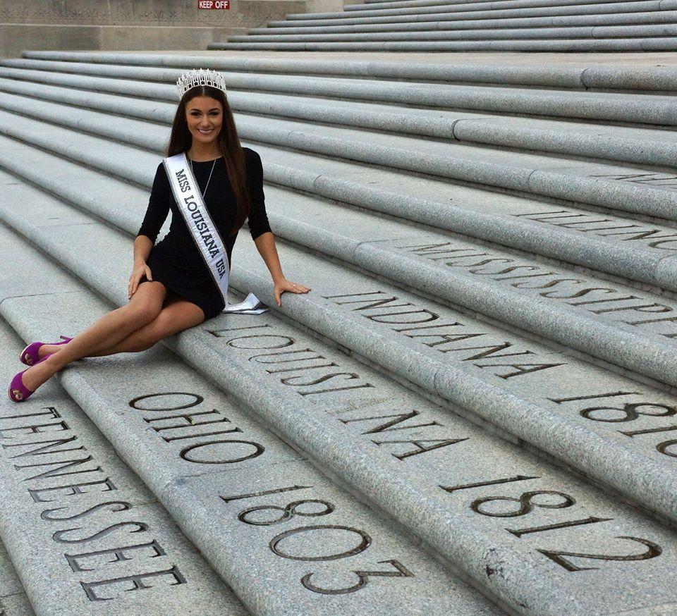 Photo via Miss LA USA Facebook