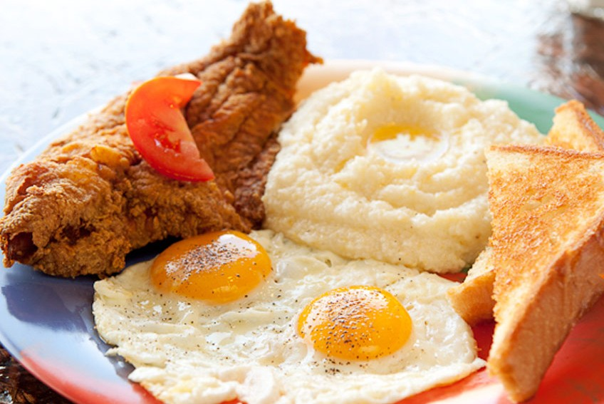 Breakfast Klub Breakfast
