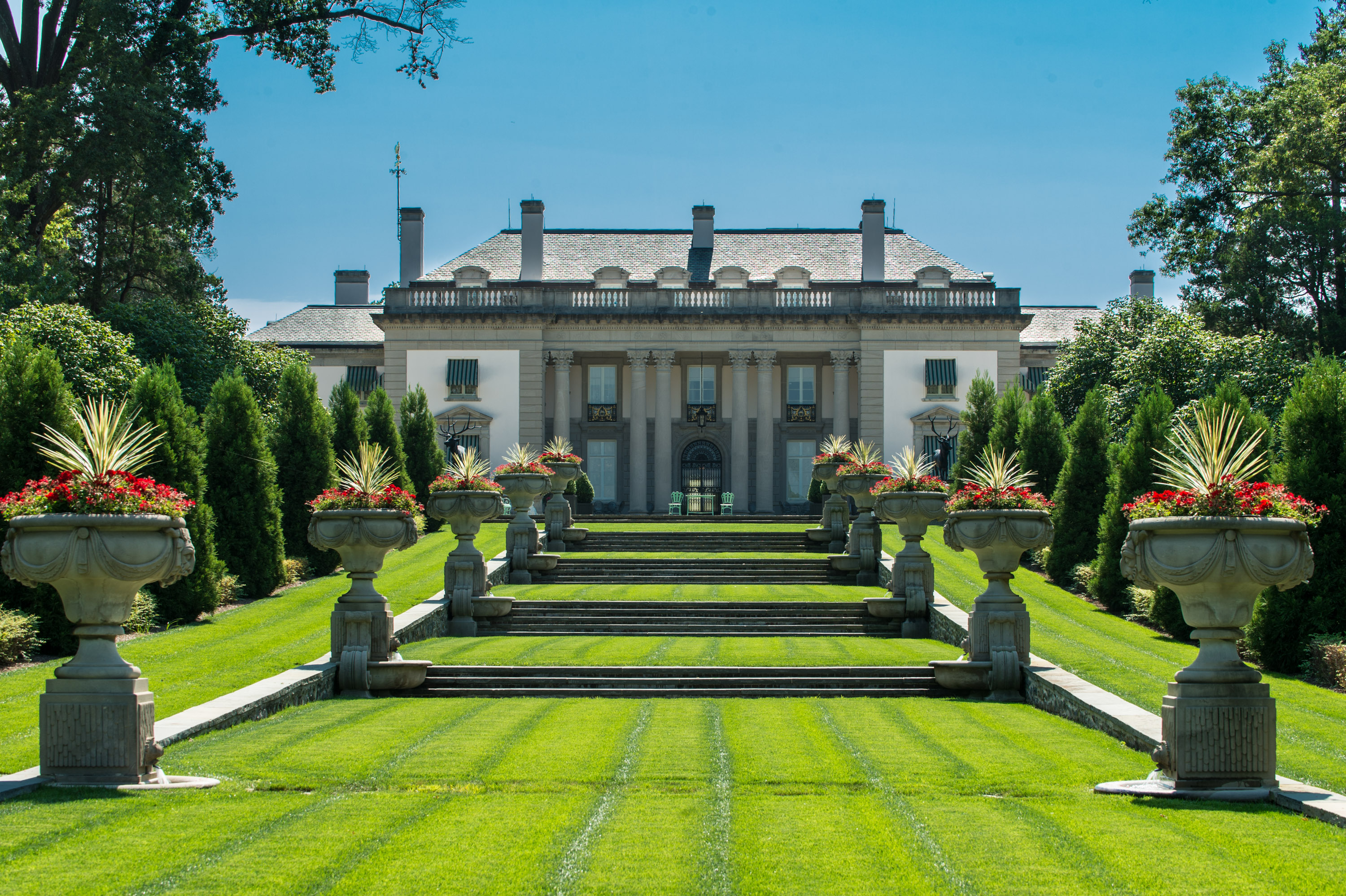 Chateaus of the du Ponts | Wilmington DE Mansions