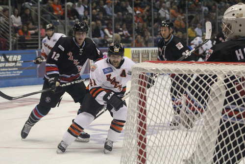 Fort Wayne Komets games are full of action!