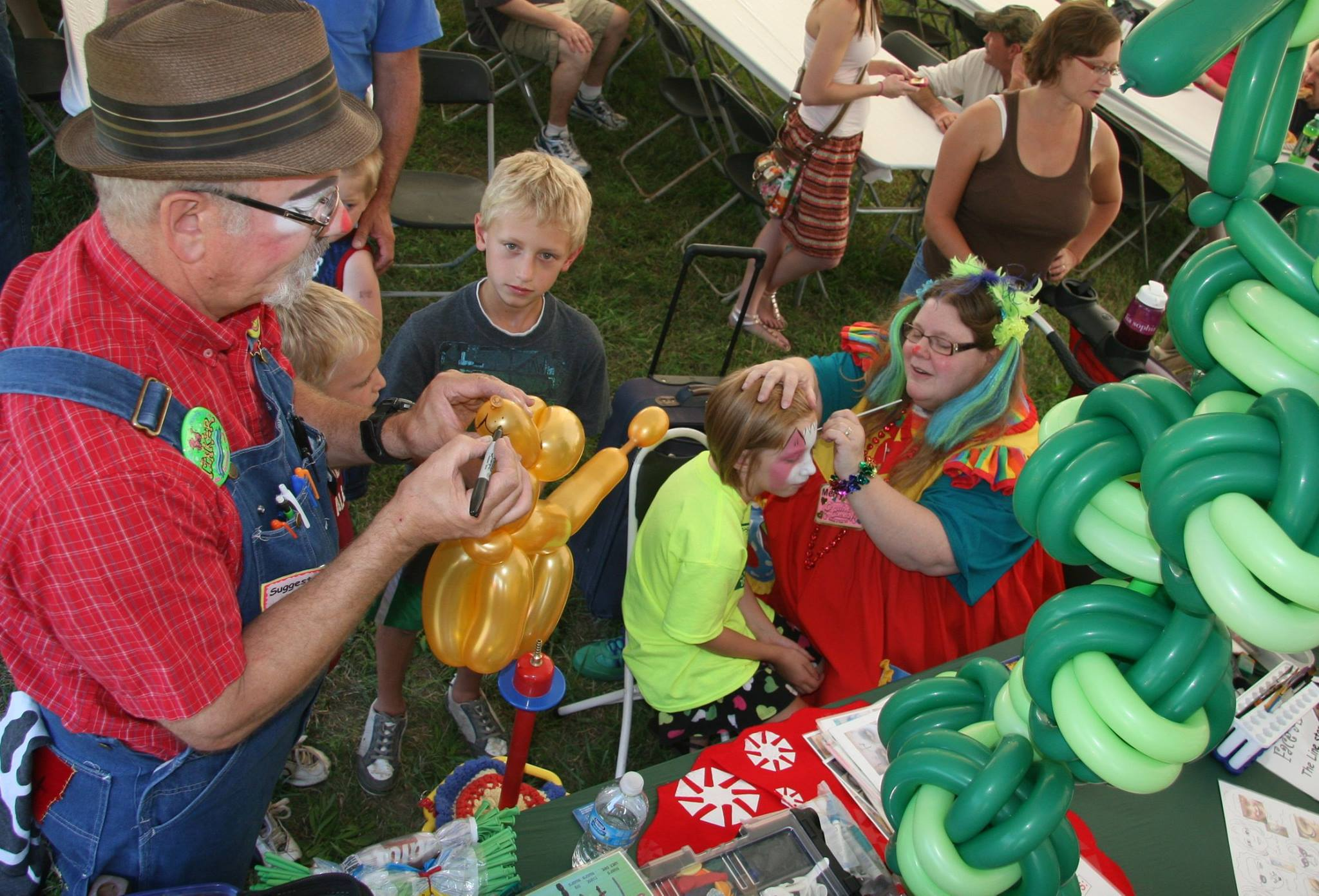 The St. Joe Pickle Festival features tons of fun for the whole family!