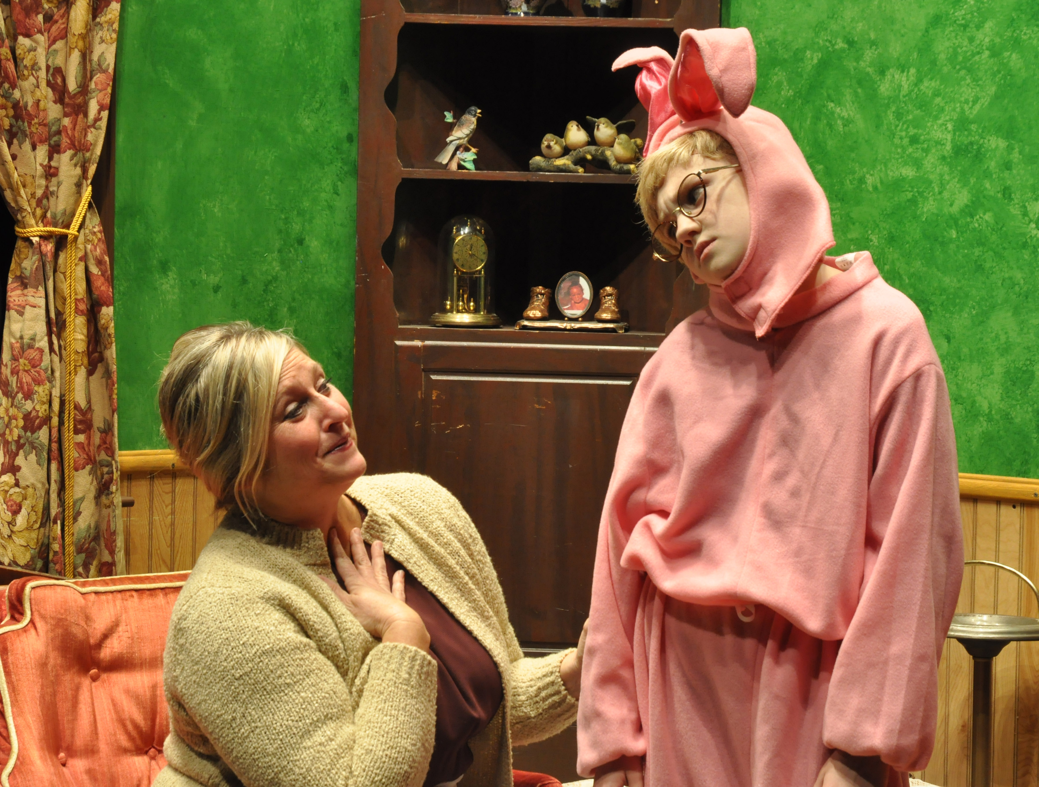 with a nostalgic holiday spirit counting down to christmas ralphie to the rescue when youre a wimp a major award a christmas story - When Was A Christmas Story Made