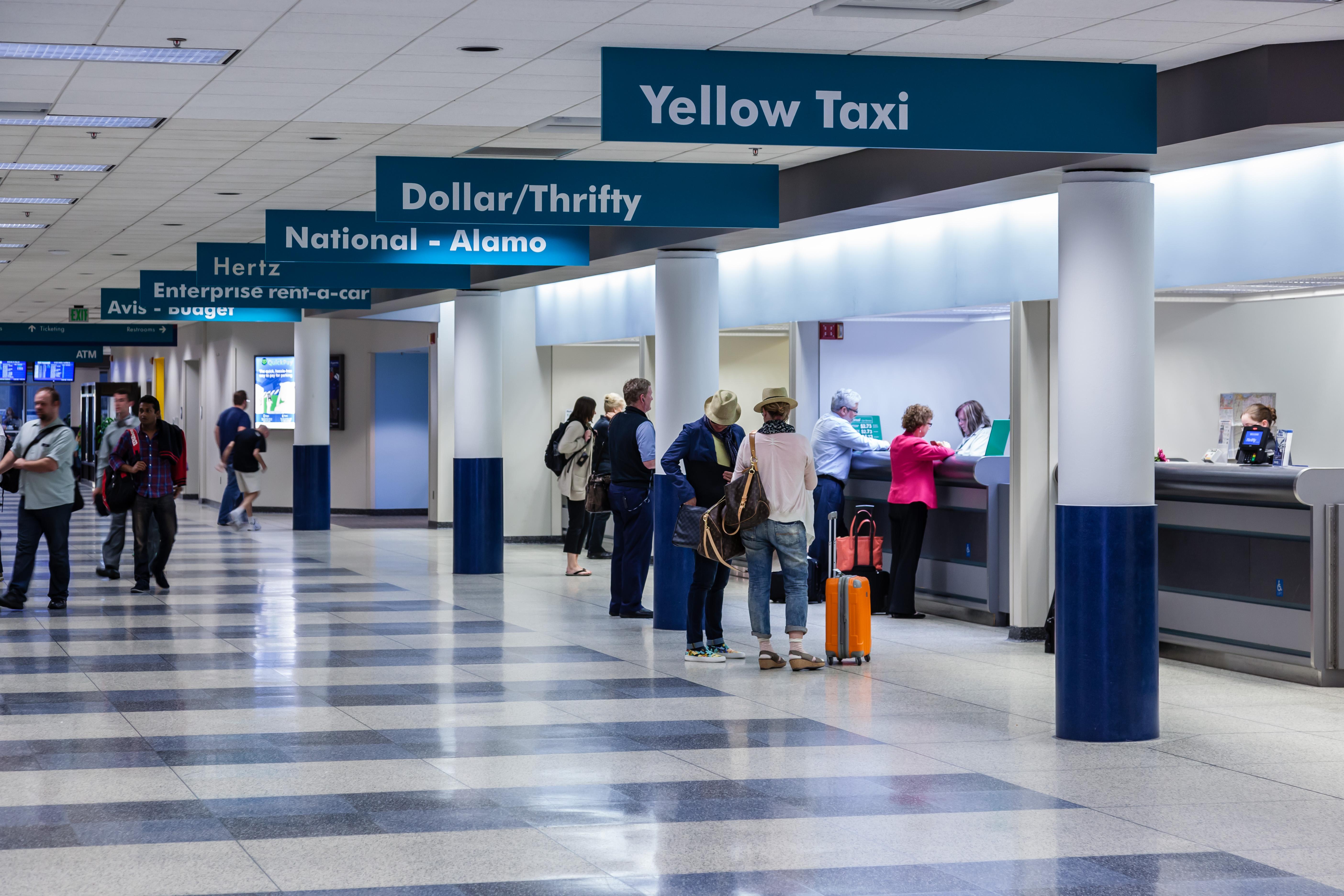 Fort Wayne Airport Car Rental Companies