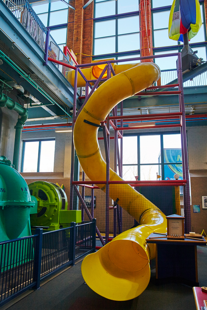 Science Central Slide