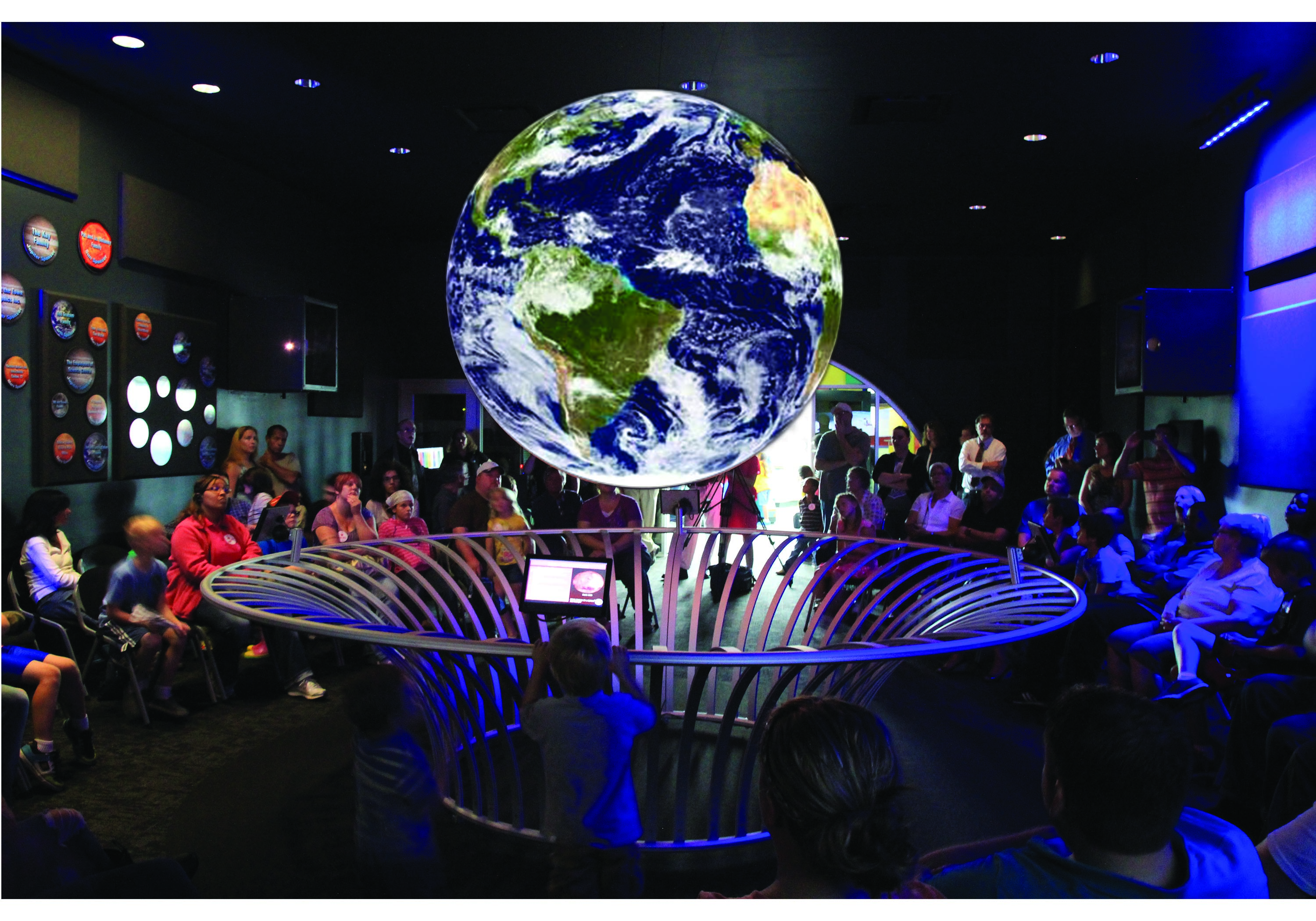 Science Central - Science on a Sphere