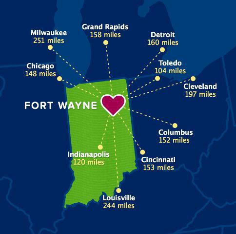 Tour Planners   Visit Fort Wayne
