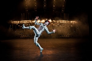 Target character from Quidam