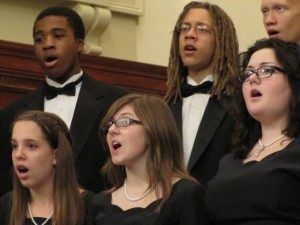 Fort Wayne Children's Choir Youth Chorale