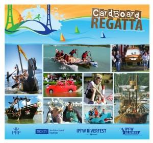 cardboard regatta square image