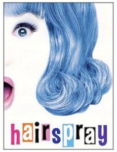 HairsprayLogo