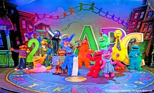 Favorite Sesame Street Characters will be onstage at Fort Wayne's Coliseum on August 27-28.