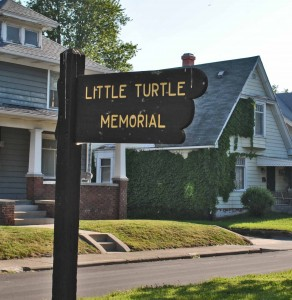 Little Turtle Sign