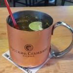 The Moscow Mule is one of many unique drinks offered at Scotty's.