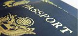US passport Service logo