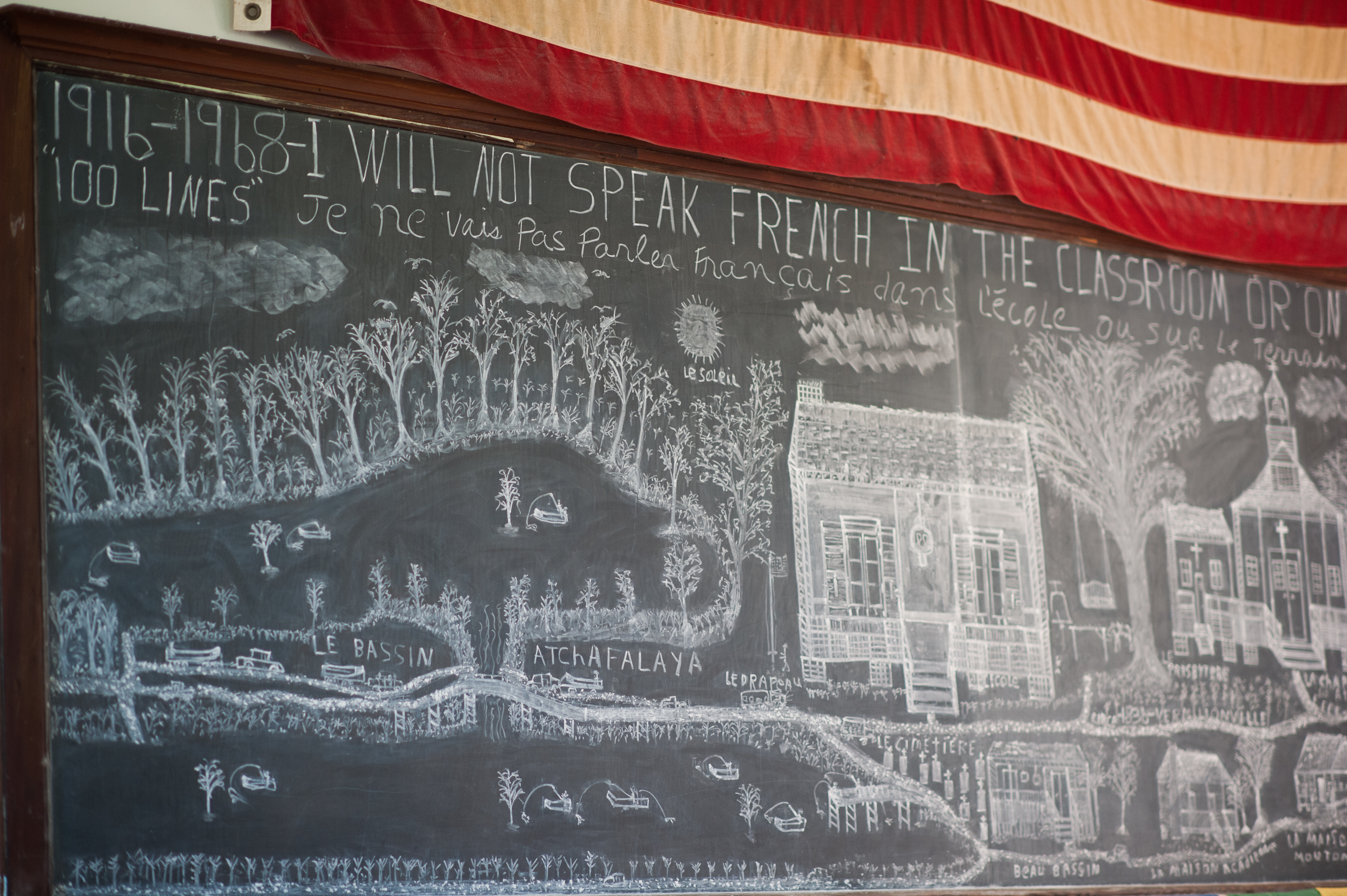Language - Vermilionville