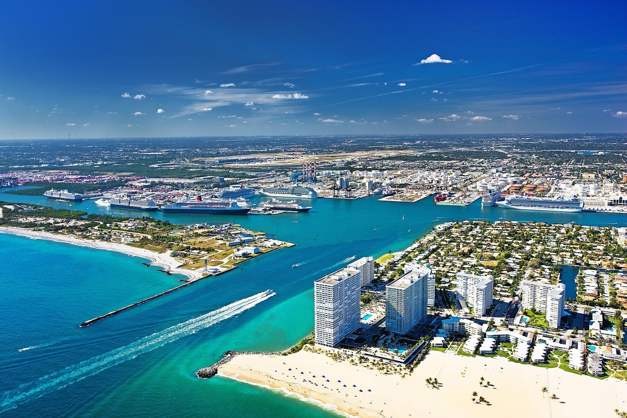 Imagini pentru Port Everglades (Florida)