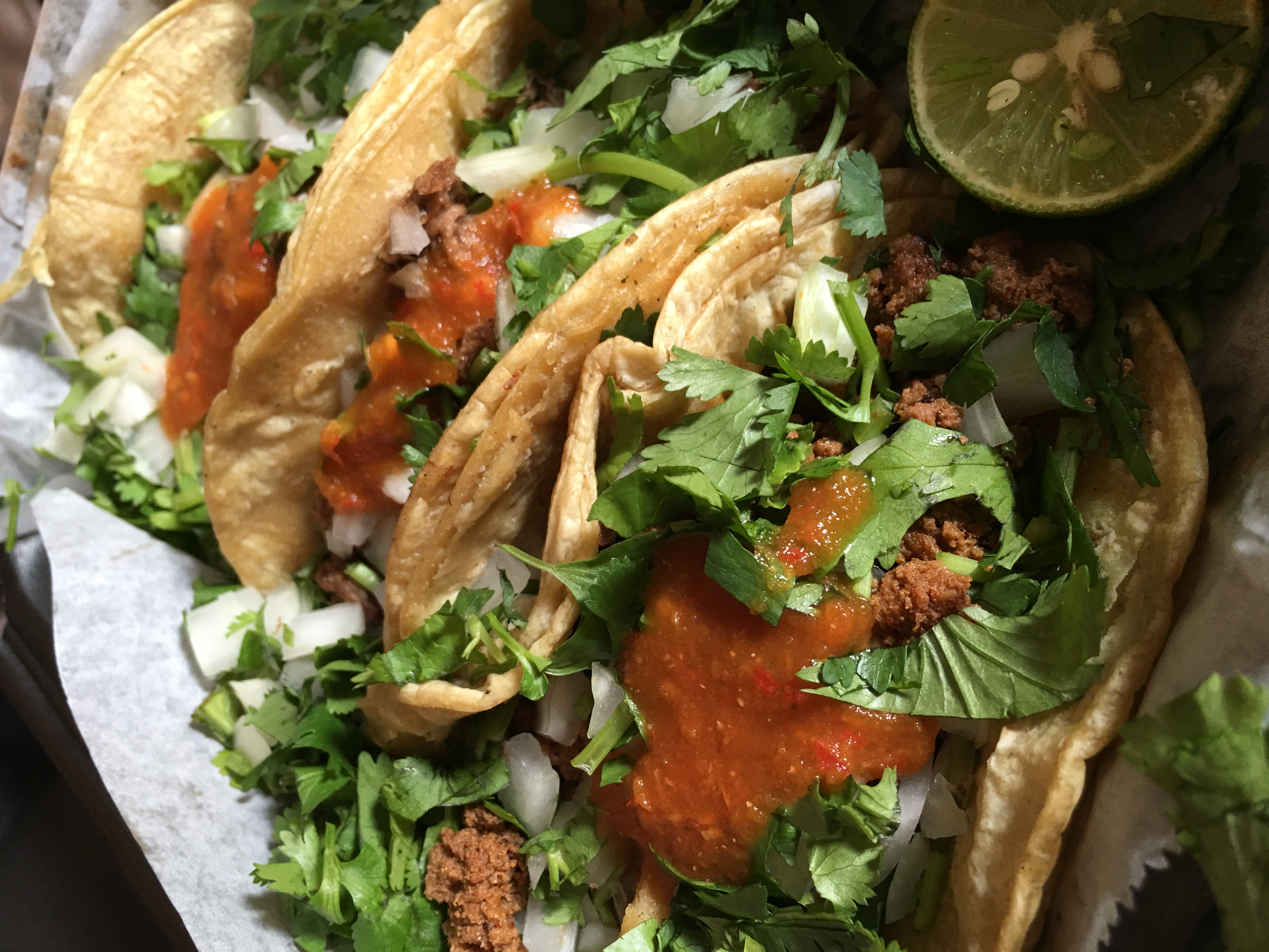 Salsa Grille Tacos at George's International Market