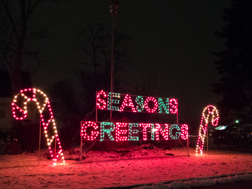 Christmas Light Display Near Me.5 Holiday Light Displays In Hendricks County