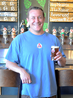 Chris Blackwood, Executive Chef at Avery Brewing Company