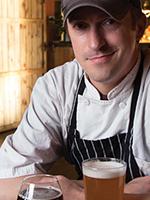 Ian Clark of BRU Handbuilt Ales & Eats