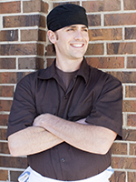 Justin Goerich of Zolo Grill