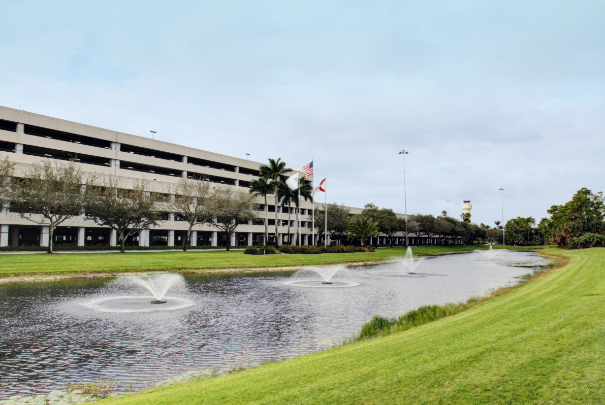 Parking At Palm Beach International Airport Is Close Convenient Easily Accessible And Affordable Pbi Offers Four Levels Of Parking Options Rates And A