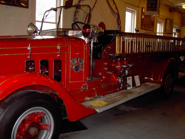 Ft Wayne Firefighters Museum-Fort Wayne IN