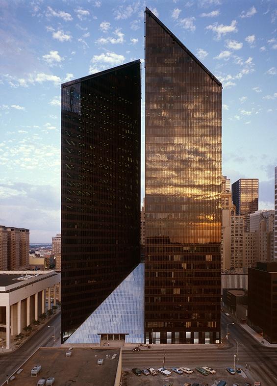 Architecture of Houston