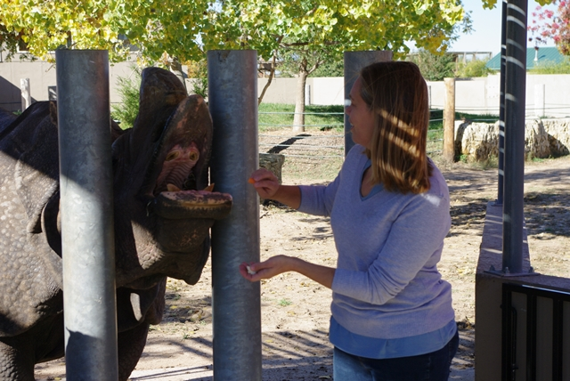 Tanganyika Wildlife Park: A wildly different stop near Wichita