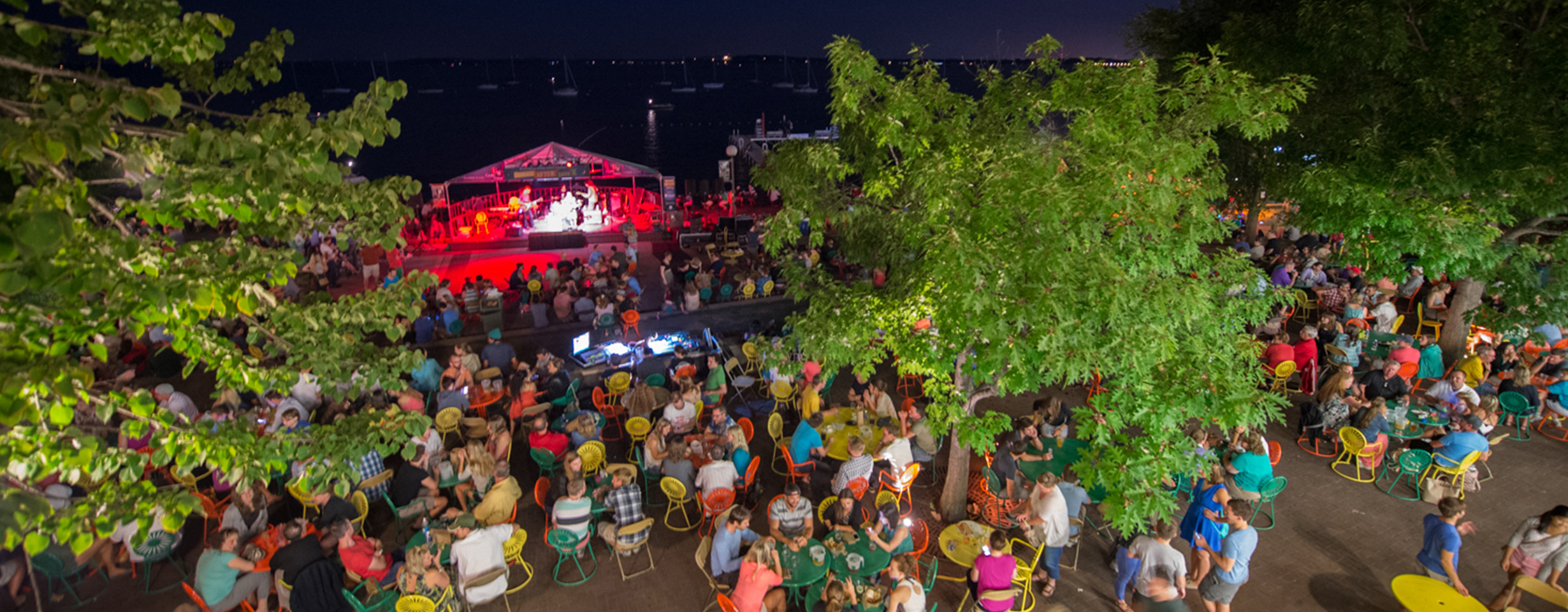 Music on Lake Mendota