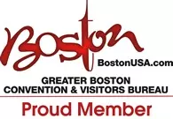 Proud Member of the Greater Boston Convention & Visitor Bureau