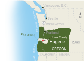 Eugene Oregon On A Map Eugene Maps | Walking Tour Map | Eugene, Cascades & Oregon Coast