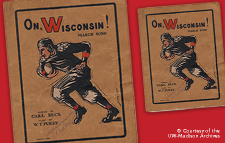 On Wisconsin Sheet Music