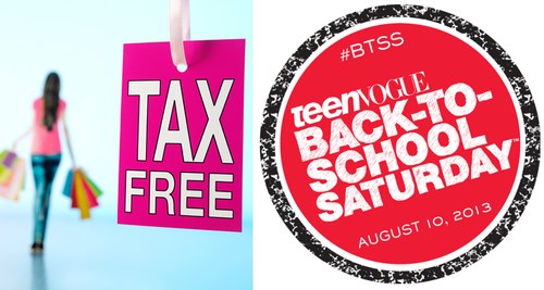 new styles 7751f afbb2 Shop Tax-Free and Celebrate Teen Vogue Back-to-School Saturday™ in Frisco!