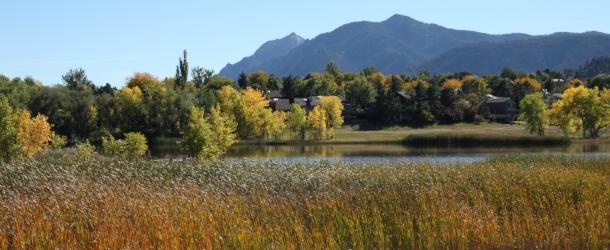 Wonderland Lake in Fall