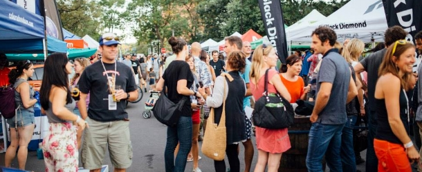 Adventure Film Festival Street Fair