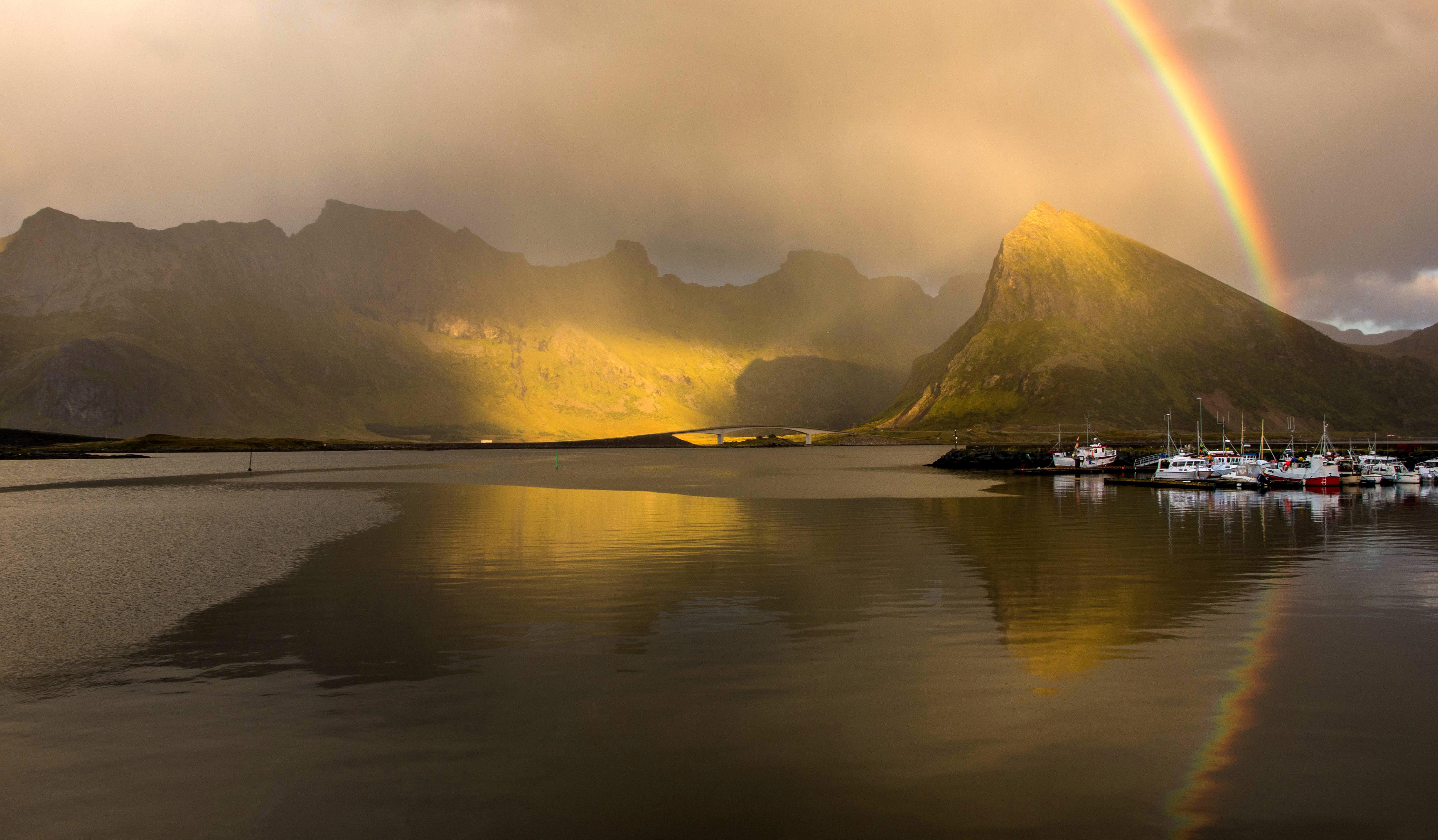 Volandstind, Lofoten