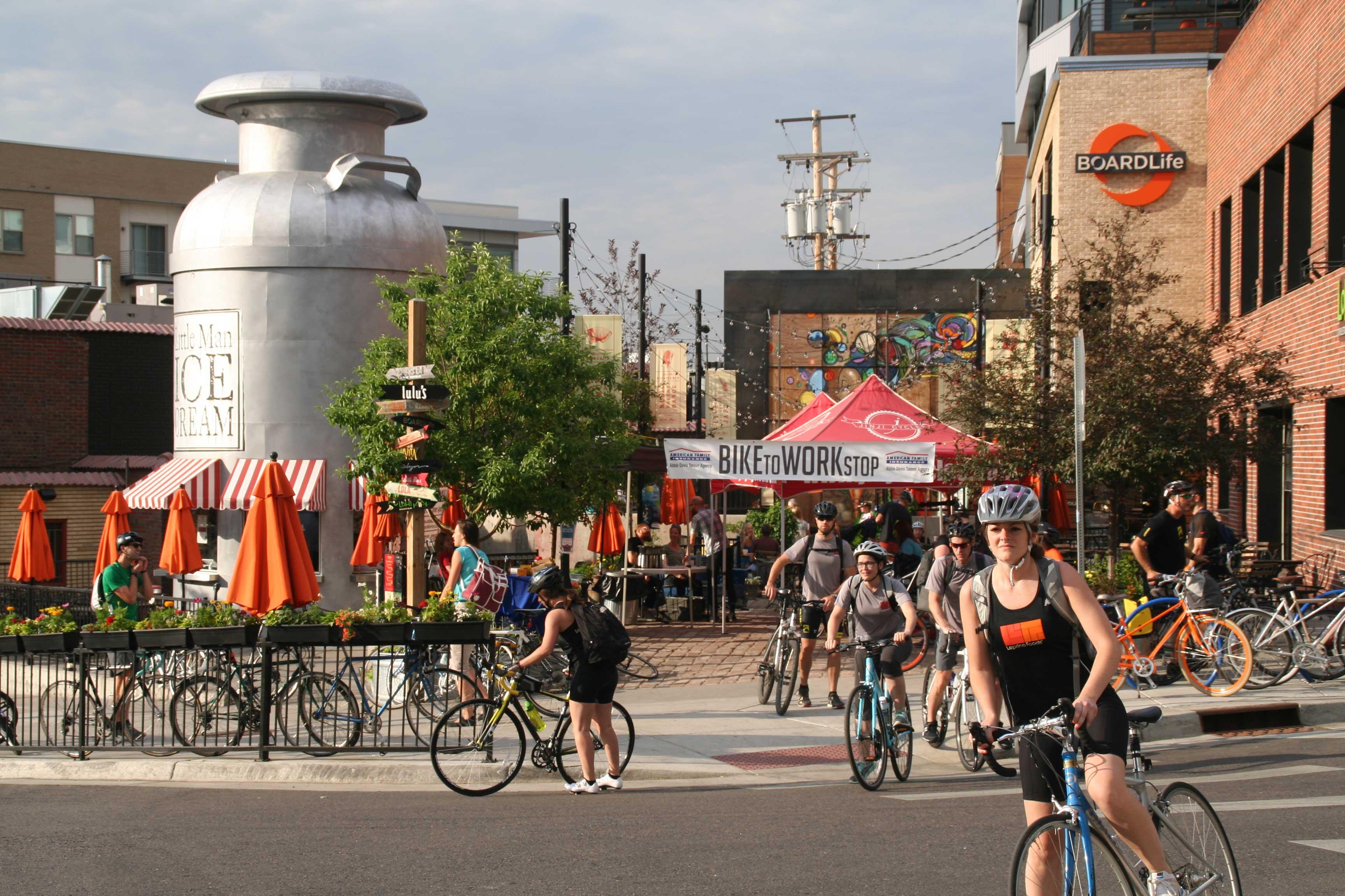 Denver Highlands Neighborhood Visit Denver