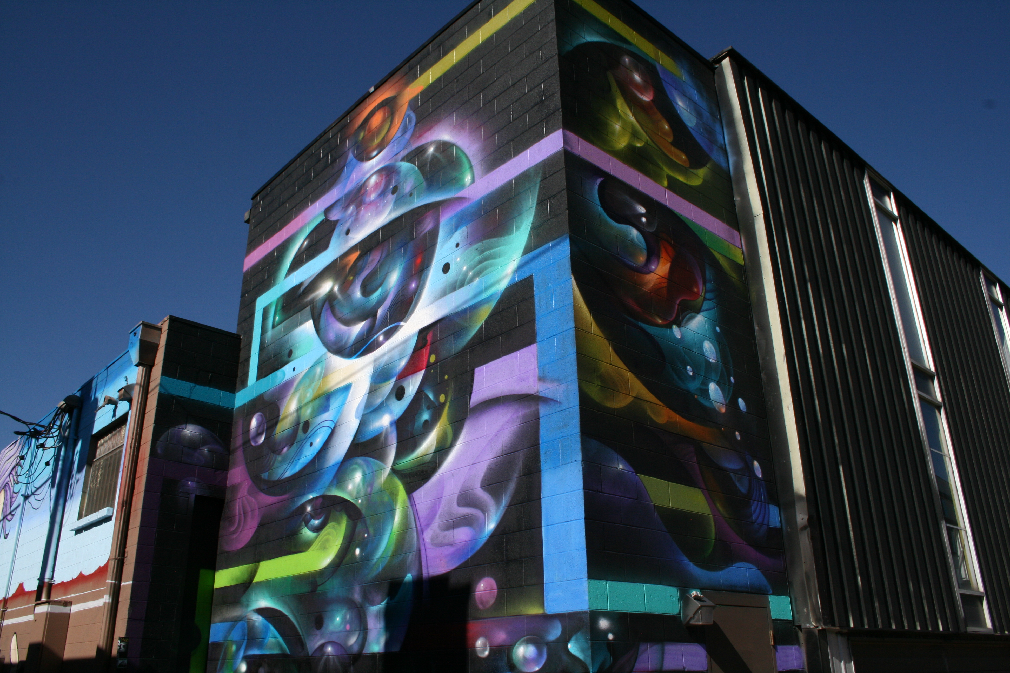 River North Art District Rino Visit Denver
