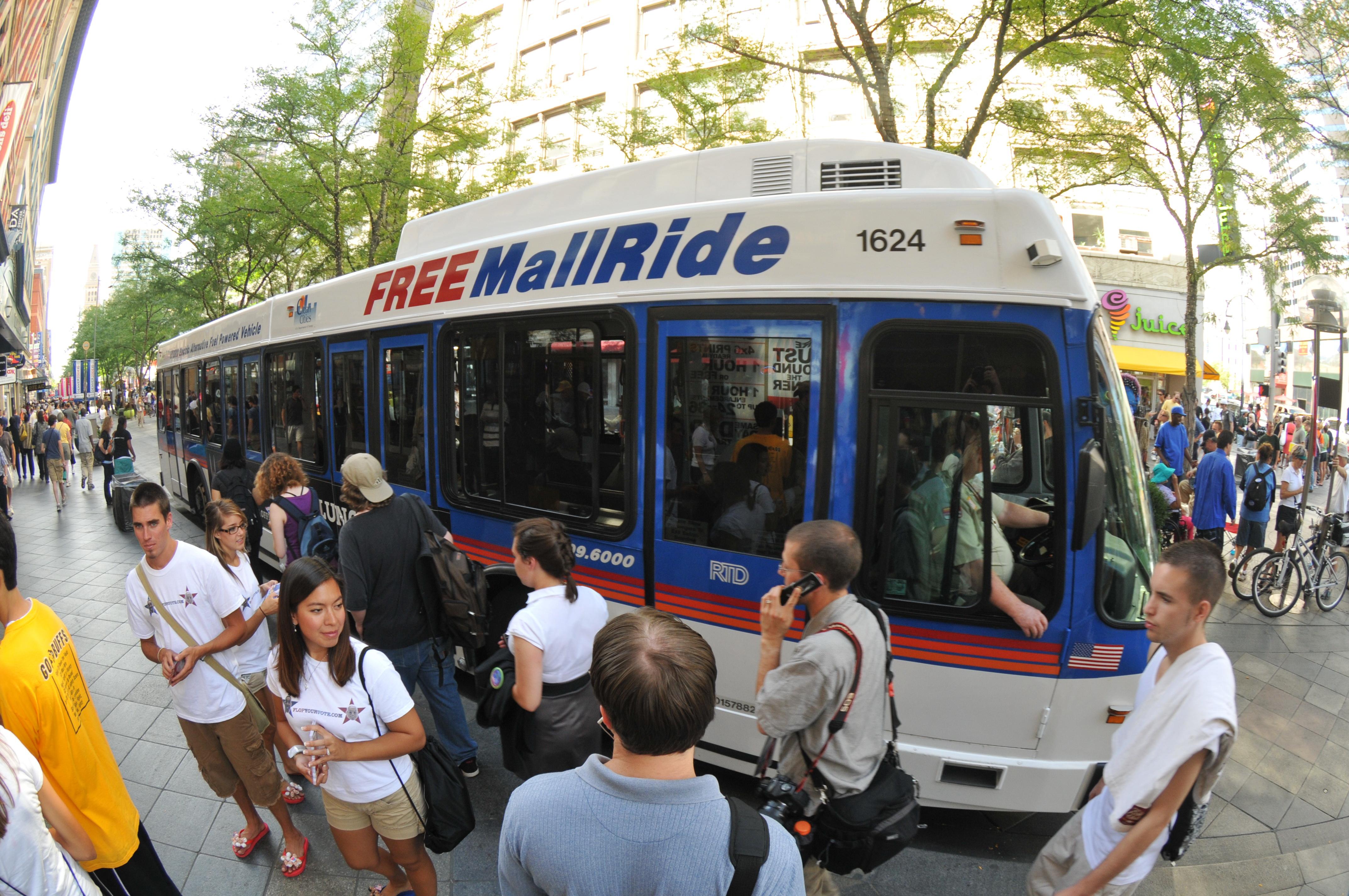 Denver Public Transportation How-to | VISIT DENVER
