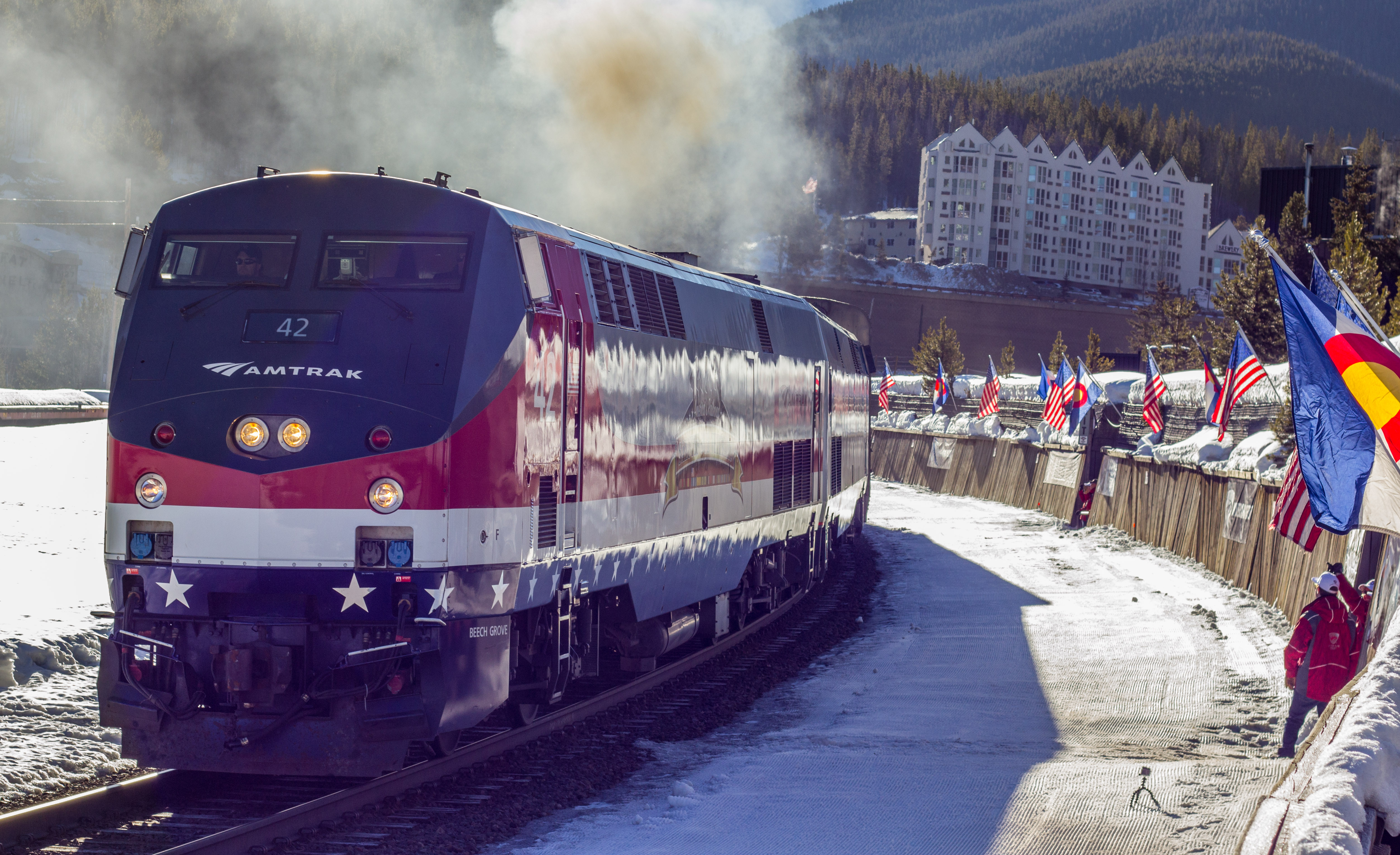 Winter Park Express Ski Train | VISIT DENVER