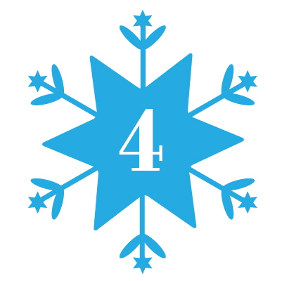 Snowflake #4
