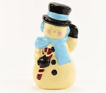 Kilwins Snowman