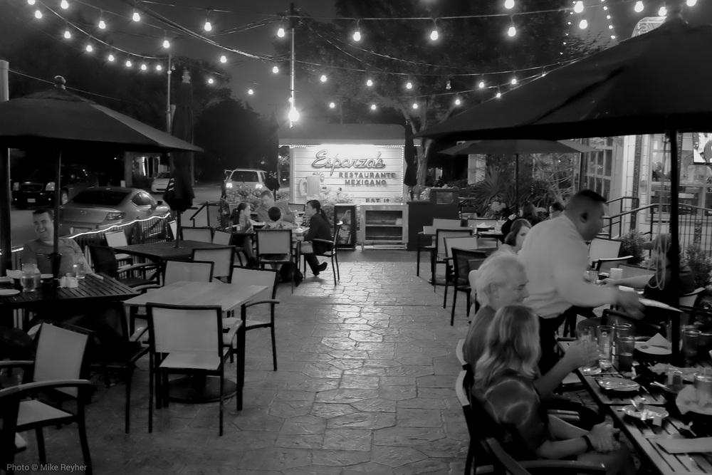 Esparza's Restaurante in Historic Downtown Grapevine
