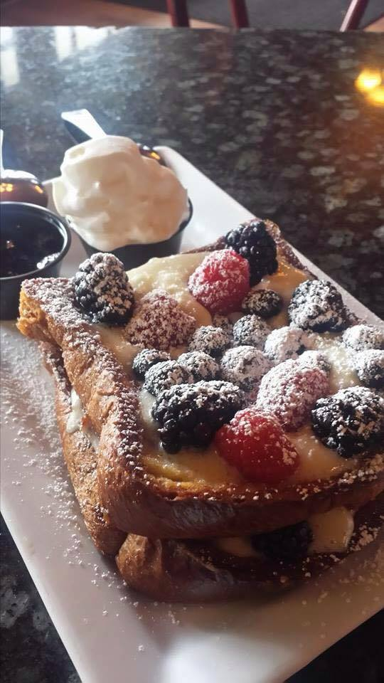Sweet and delicious breakfast options