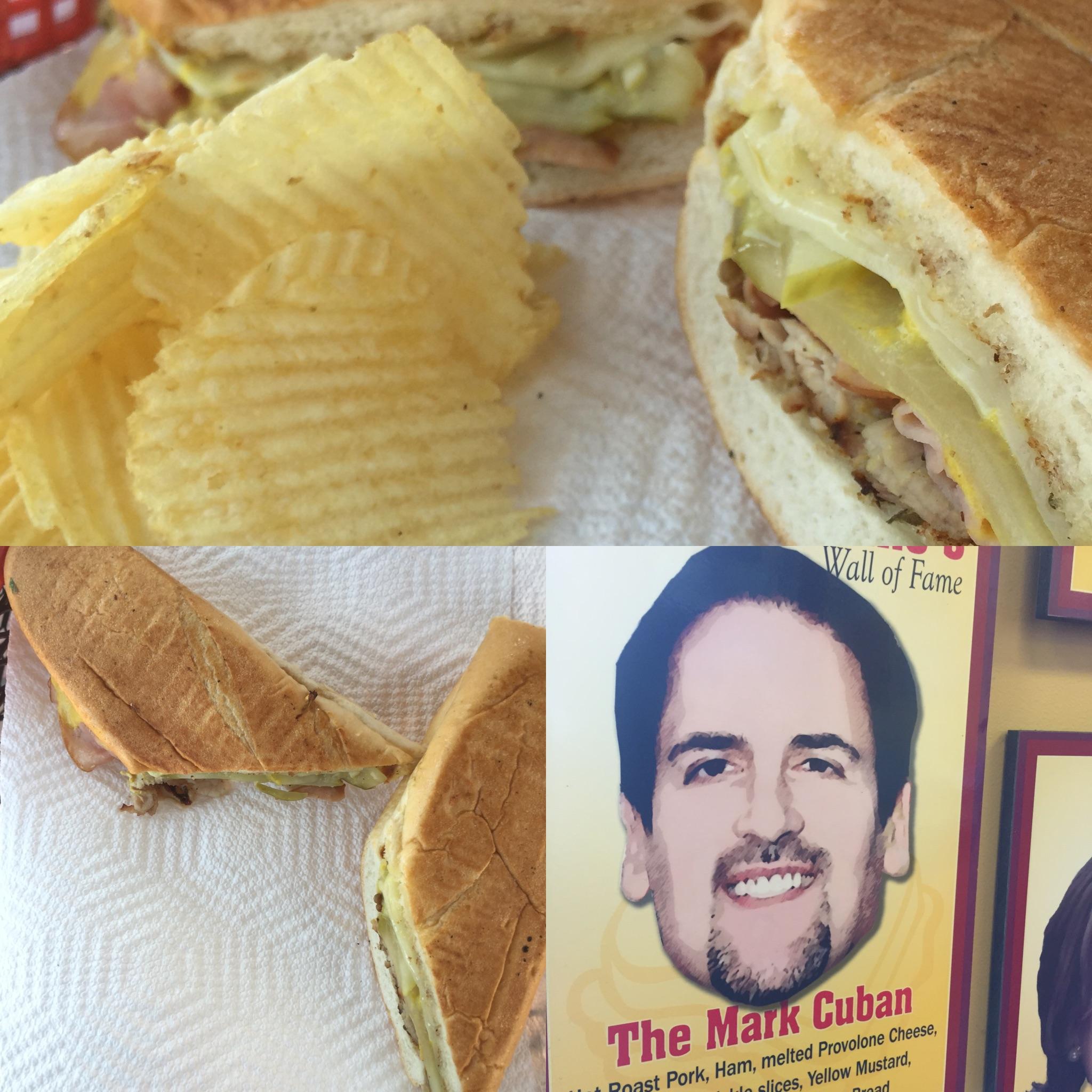 Try the Mark Cuban